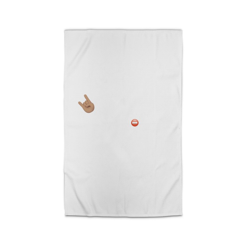 Lit-Tee Committee White Home Rug by Official Track Junkee Merchandise