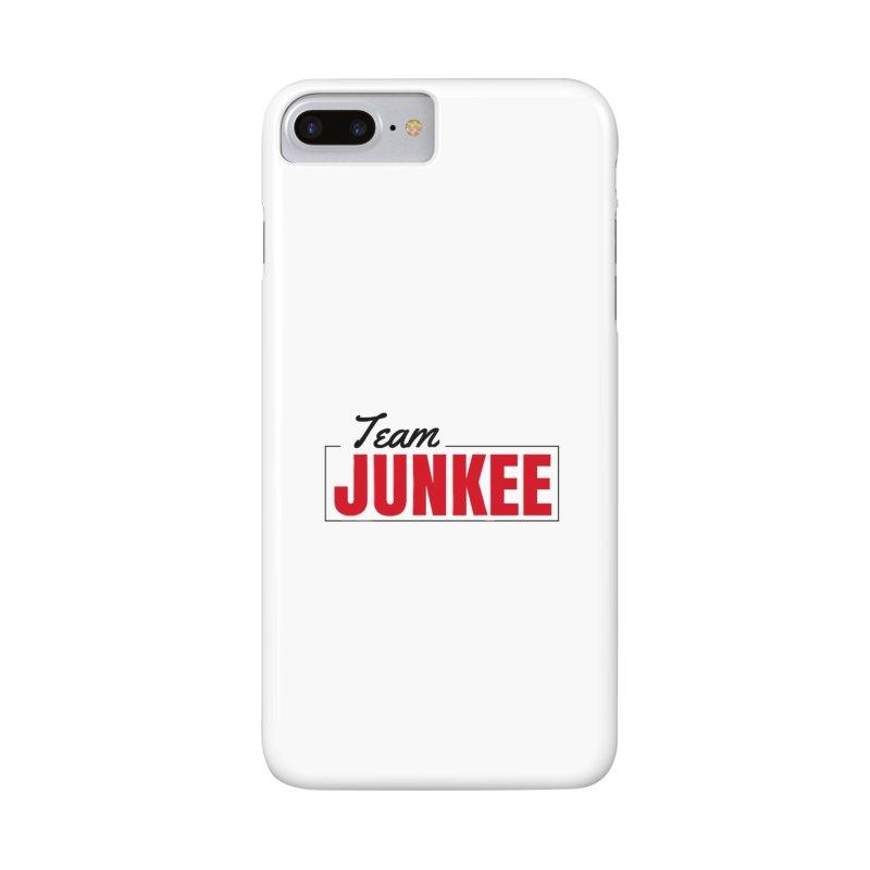 Team Junkee Womens Leggings Accessories Phone Case by Official Track Junkee Merchandise