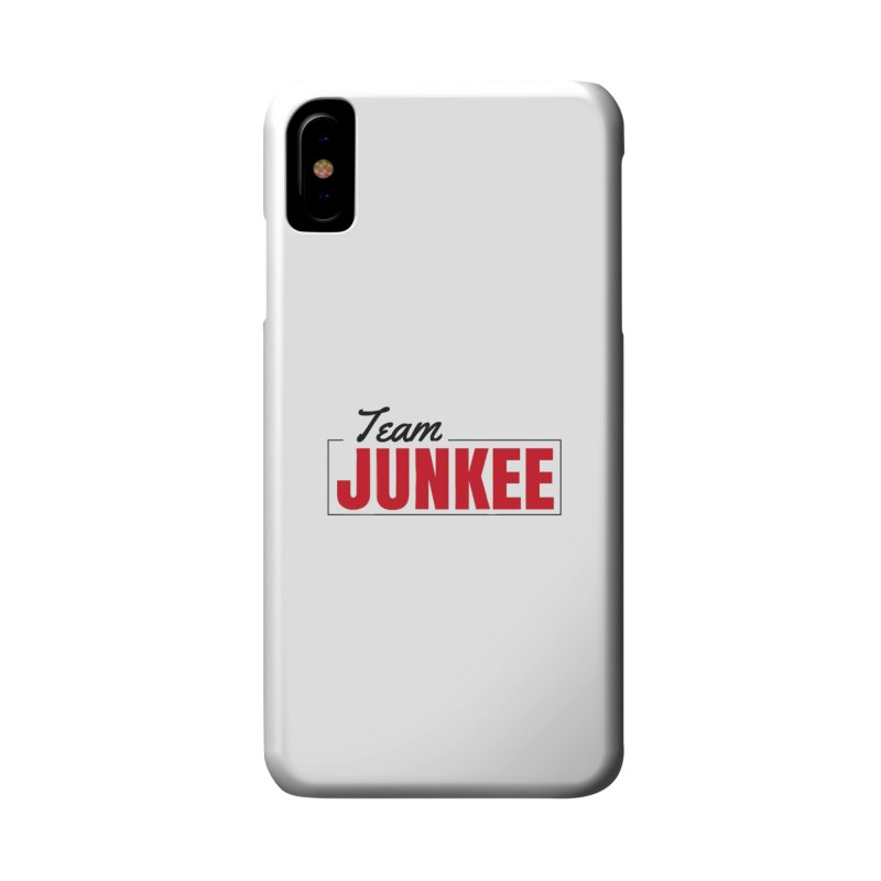 Team Junkee Womens Leggings Accessories Phone Case by Official Track Junkee Merchandise