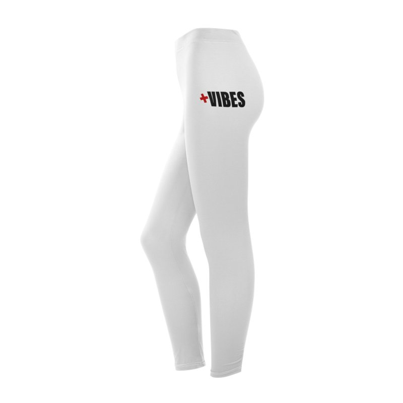 +Vibes Womens Leggings Women's Bottoms by Official Track Junkee Merchandise