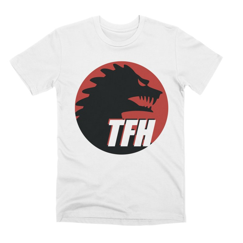 TFH BIG Logo Men's Premium T-Shirt by TRAILERS FROM HELL