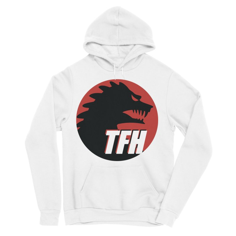 TFH BIG Logo Women's Pullover Hoody by TRAILERS FROM HELL