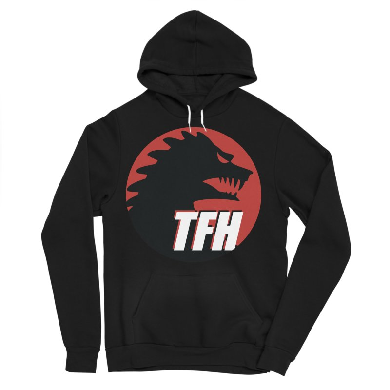 TFH BIG Logo Men's Sponge Fleece Pullover Hoody by TRAILERS FROM HELL