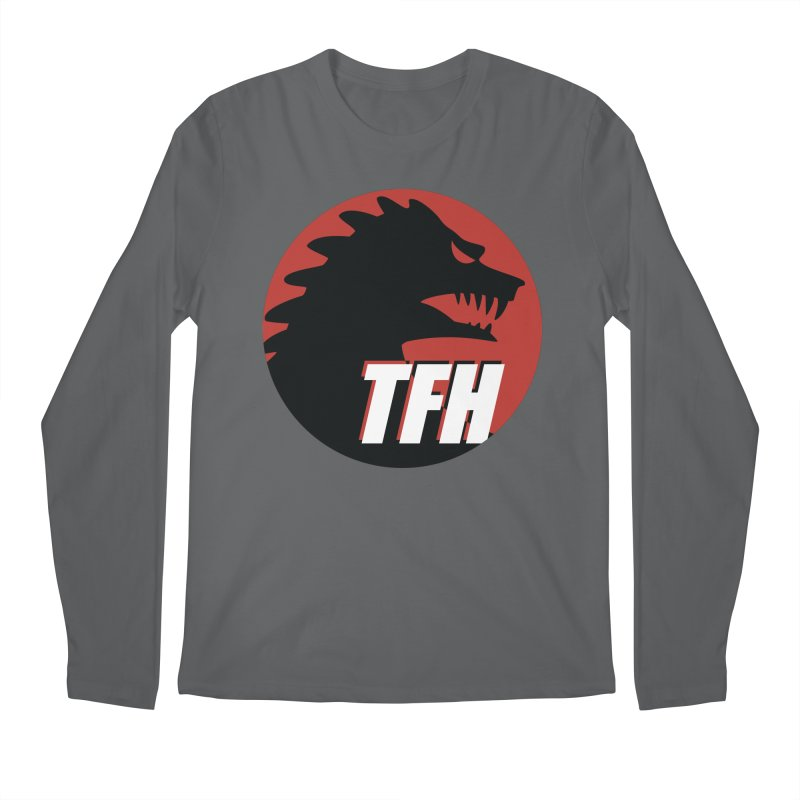 TFH BIG Logo Men's Longsleeve T-Shirt by TRAILERS FROM HELL