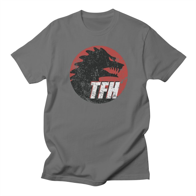 TFH Distressed Logo Women's T-Shirt by TRAILERS FROM HELL