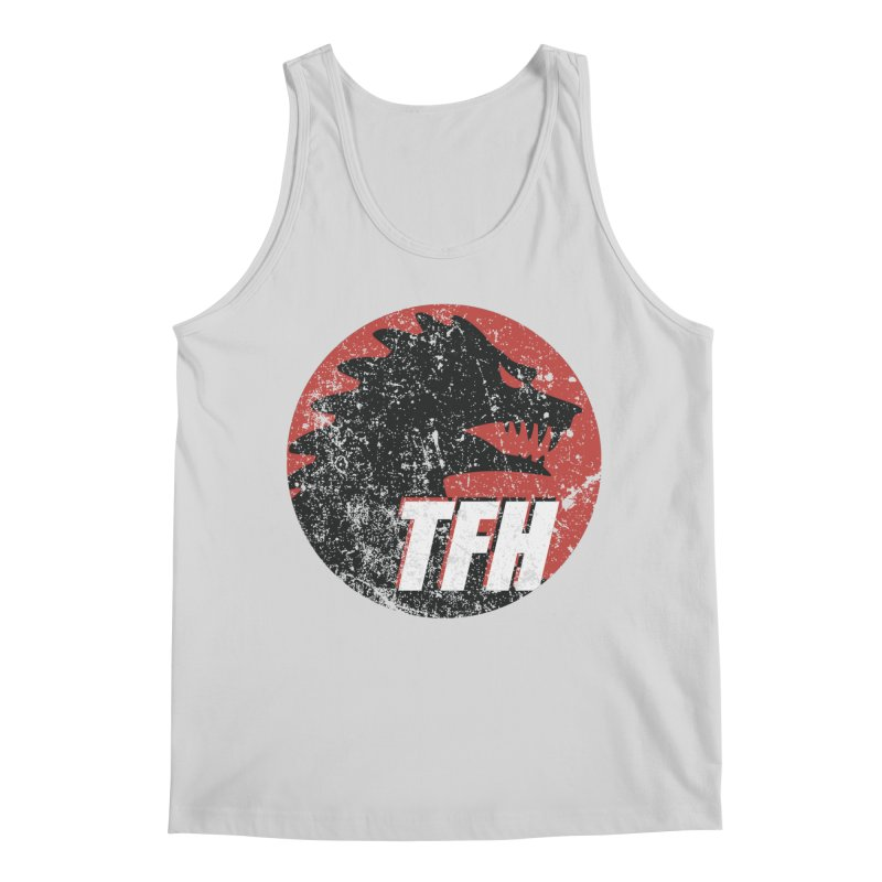 TFH Distressed Logo Men's Regular Tank by TRAILERS FROM HELL