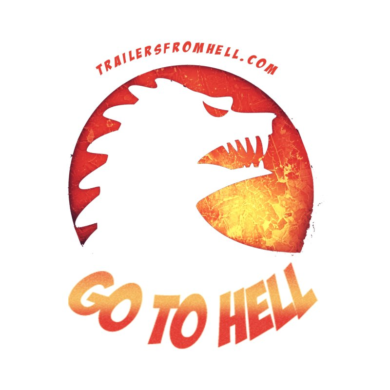 GO TO HELL Women's Tank by TRAILERS FROM HELL