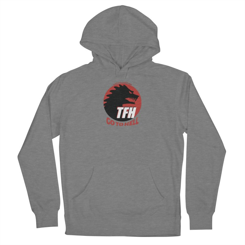 Go To Hell - Full Logo Women's Pullover Hoody by TRAILERS FROM HELL