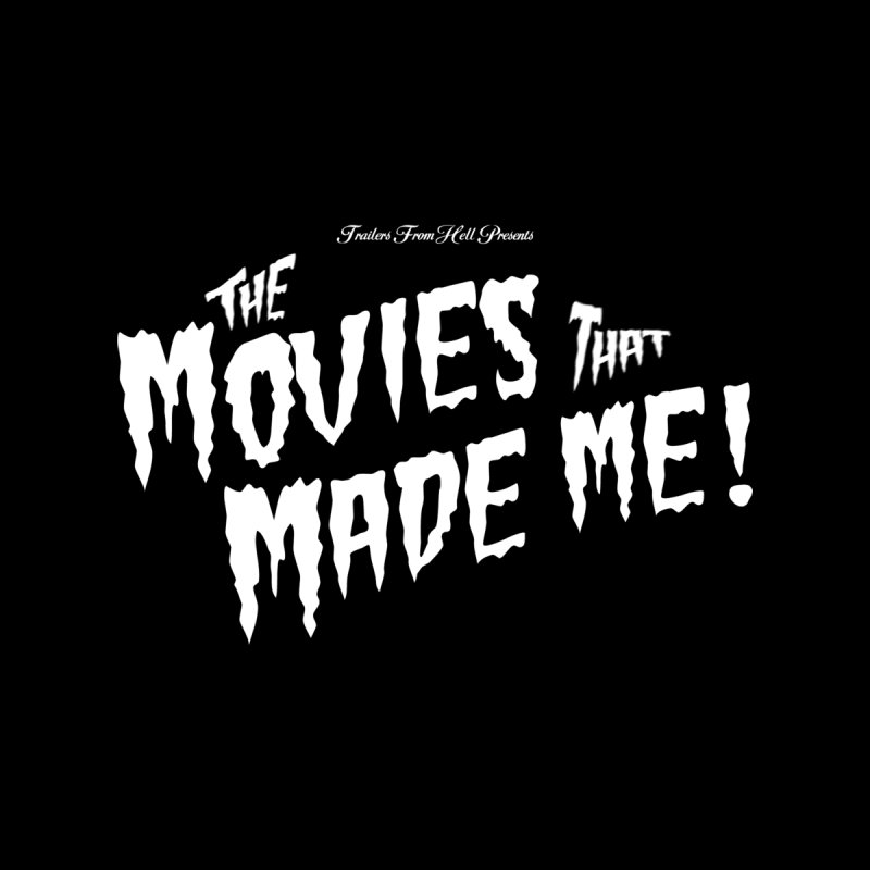 The Movies That Made Me - Monsterpalooza Logo Women's Zip-Up Hoody by TRAILERS FROM HELL