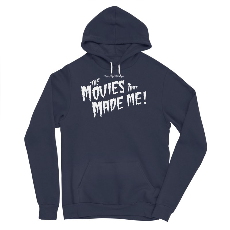 The Movies That Made Me - Monsterpalooza Logo Men's Sponge Fleece Pullover Hoody by TRAILERS FROM HELL