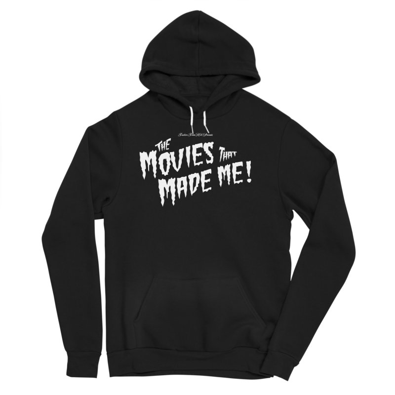 The Movies That Made Me - Monsterpalooza Logo Women's Sponge Fleece Pullover Hoody by TRAILERS FROM HELL