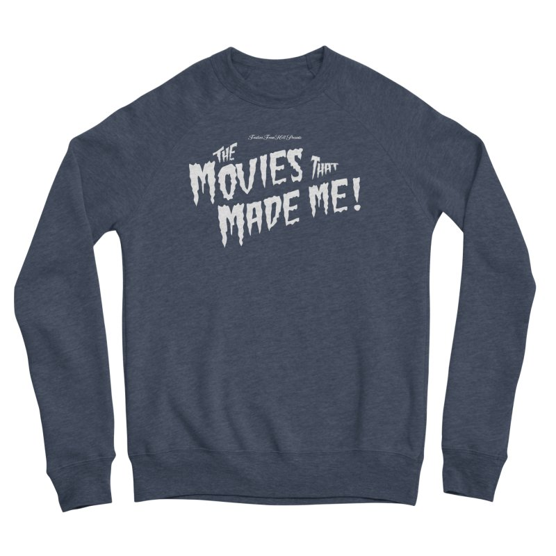 The Movies That Made Me - Monsterpalooza Logo Men's Sponge Fleece Sweatshirt by TRAILERS FROM HELL