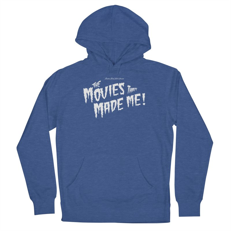 The Movies That Made Me - Monsterpalooza Logo Men's French Terry Pullover Hoody by TRAILERS FROM HELL