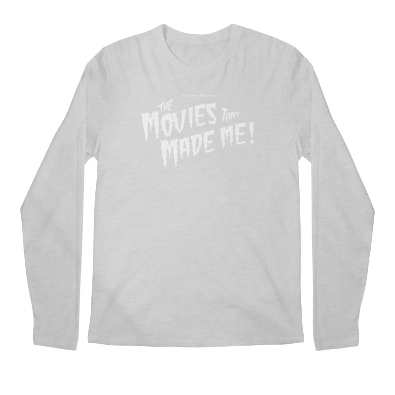 The Movies That Made Me - Monsterpalooza Logo Men's Regular Longsleeve T-Shirt by TRAILERS FROM HELL
