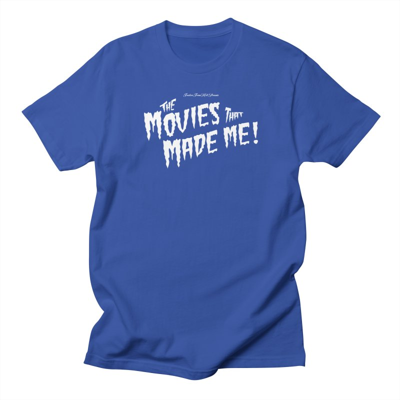 The Movies That Made Me - Monsterpalooza Logo Men's Regular T-Shirt by TRAILERS FROM HELL