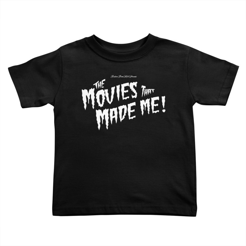 The Movies That Made Me - Monsterpalooza Logo Kids Toddler T-Shirt by TRAILERS FROM HELL