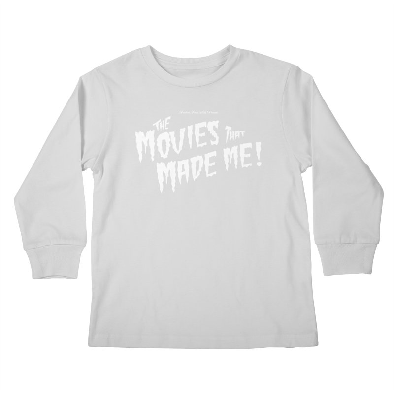 The Movies That Made Me - Monsterpalooza Logo Kids Longsleeve T-Shirt by TRAILERS FROM HELL