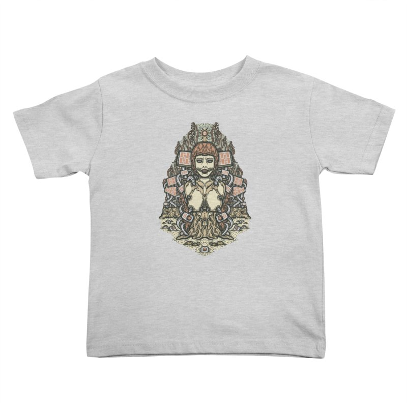 Singularity Kids Toddler T-Shirt by Tralilulelo