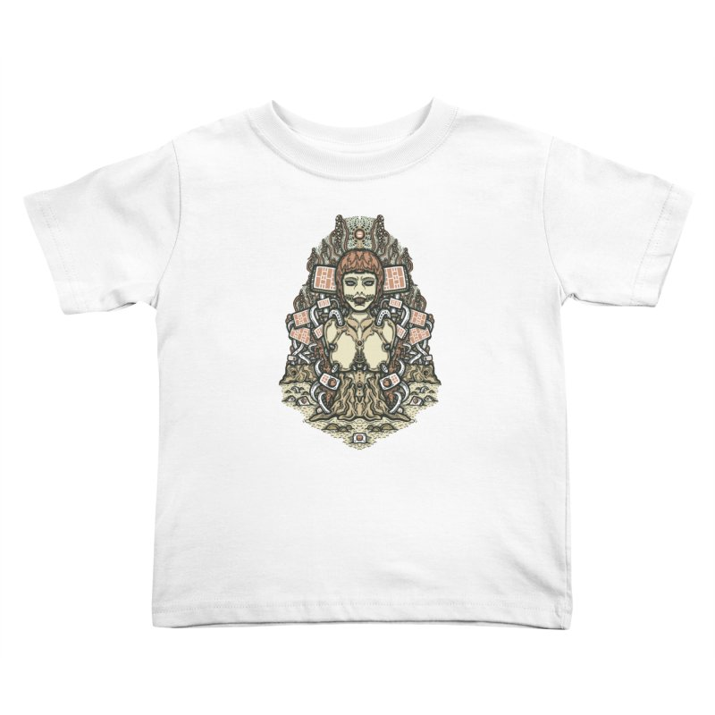 Singularity Kids Toddler T-Shirt by Tralilulelo