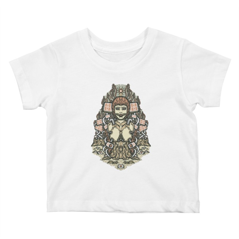 Singularity Kids Baby T-Shirt by Tralilulelo
