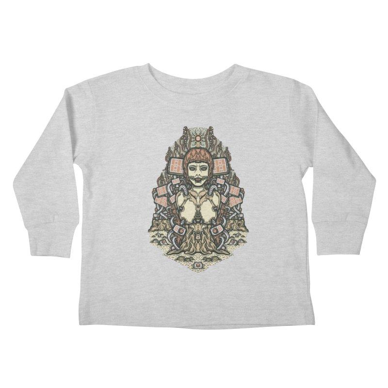 Singularity Kids Toddler Longsleeve T-Shirt by Tralilulelo