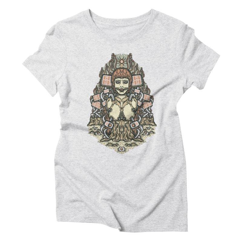 Singularity Women's Triblend T-shirt by Tralilulelo