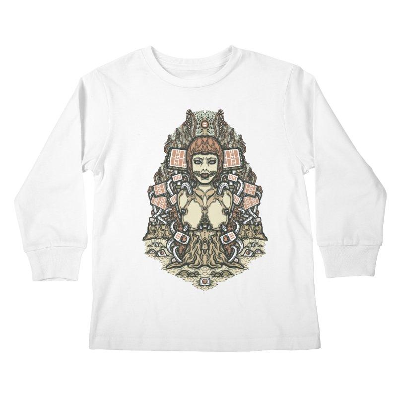 Singularity Kids Longsleeve T-Shirt by Tralilulelo