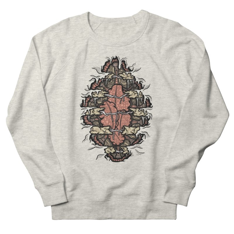 Inside of an Artificial Intelligence Women's Sweatshirt by Tralilulelo
