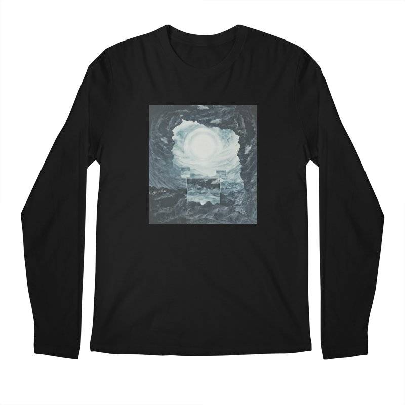 The Unordinary Place Men's Regular Longsleeve T-Shirt by Tralilulelo