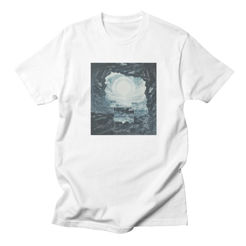 The Unordinary Place Men's Regular T-Shirt by Tralilulelo