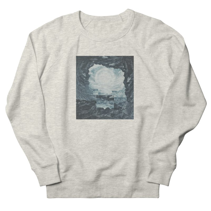 The Unordinary Place Men's French Terry Sweatshirt by Tralilulelo