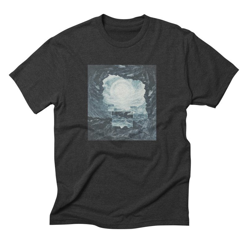 The Unordinary Place Men's Triblend T-Shirt by Tralilulelo