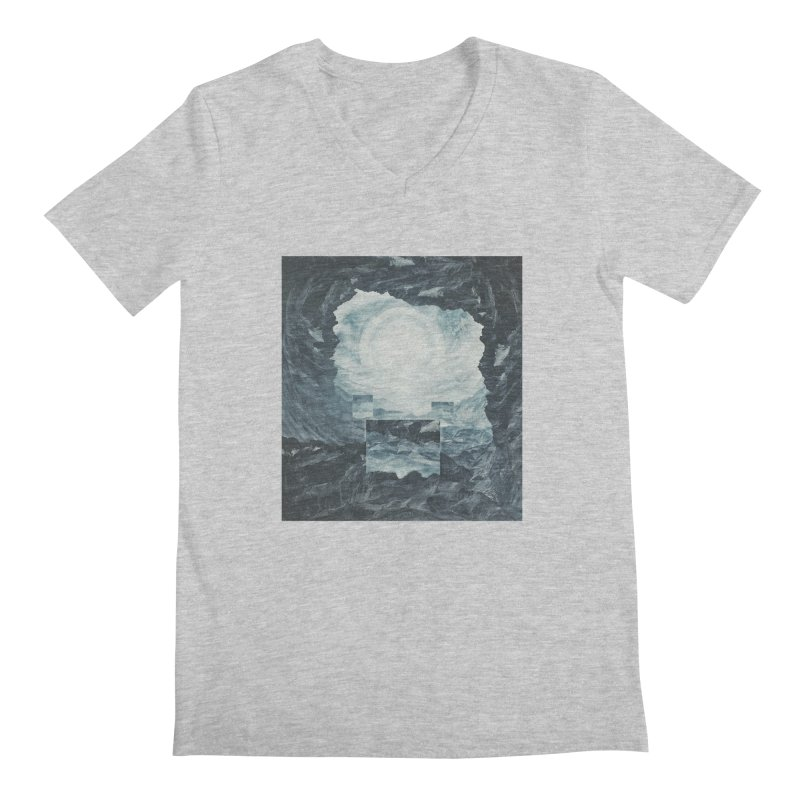 The Unordinary Place Men's V-Neck by Tralilulelo