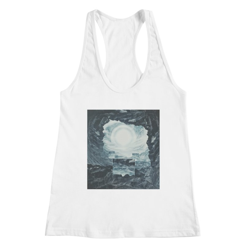 The Unordinary Place Women's Racerback Tank by Tralilulelo