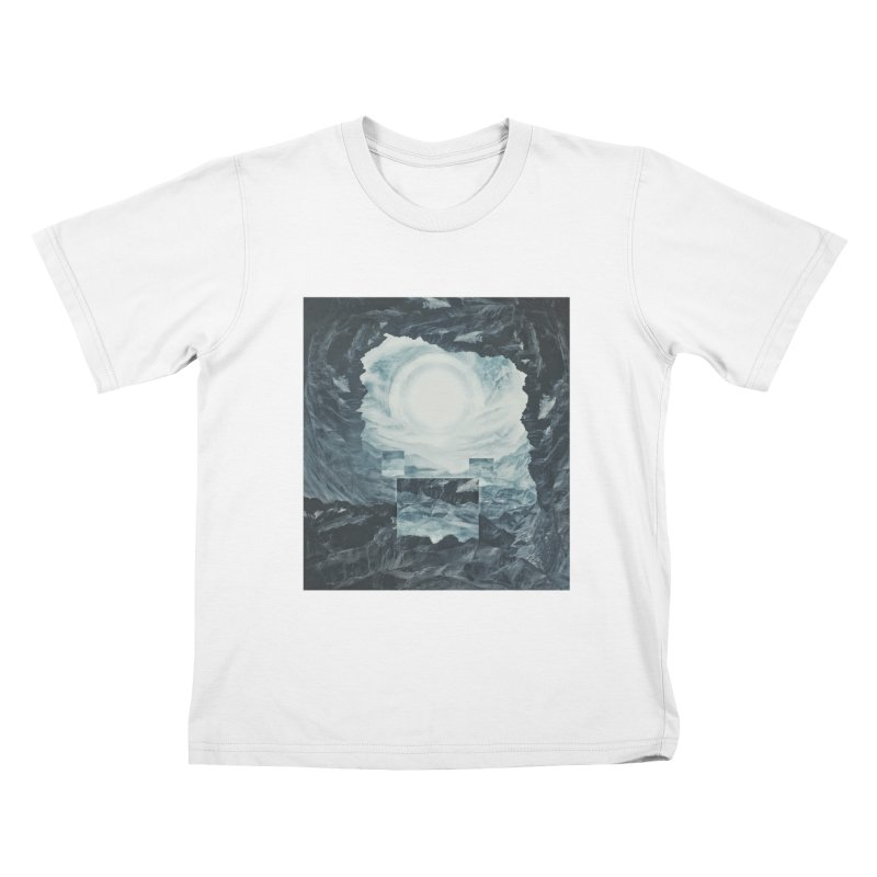 The Unordinary Place Kids T-shirt by Tralilulelo