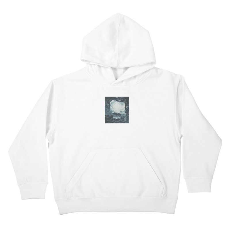 The Unordinary Place Kids Pullover Hoody by Tralilulelo