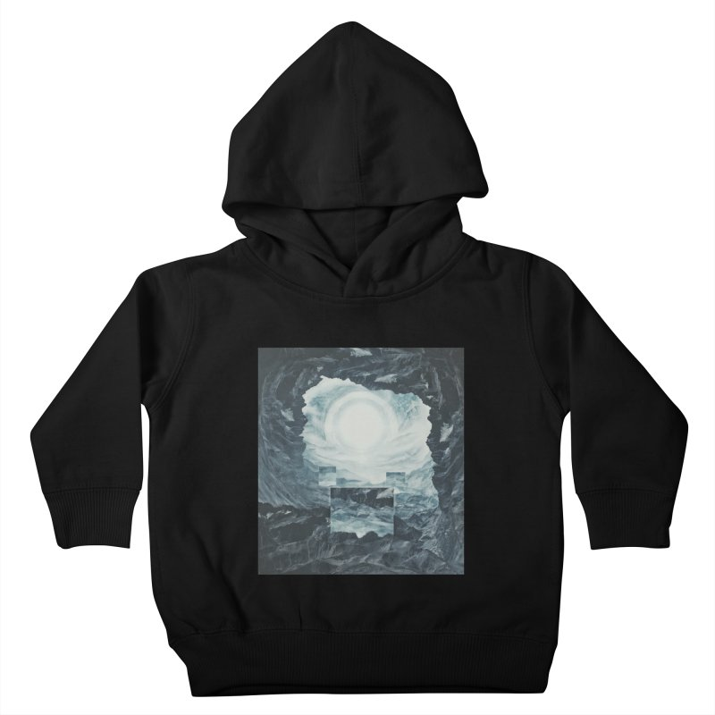The Unordinary Place Kids Toddler Pullover Hoody by Tralilulelo