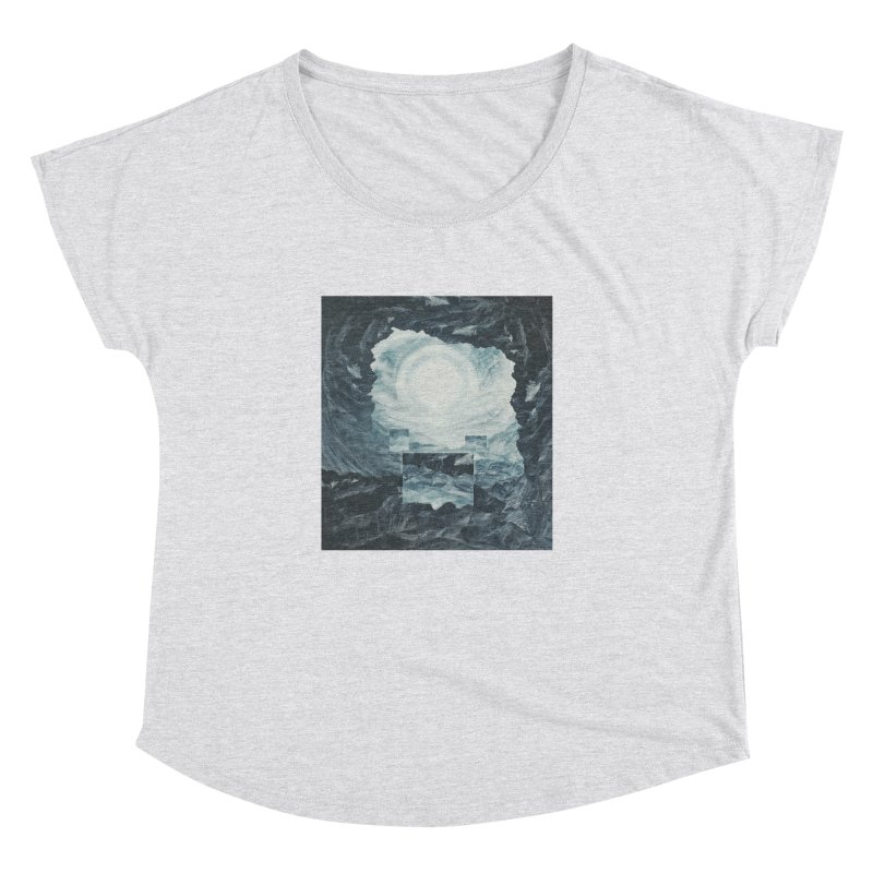 The Unordinary Place Women's Dolman by Tralilulelo