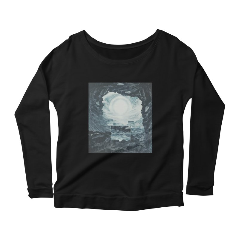 The Unordinary Place Women's Scoop Neck Longsleeve T-Shirt by Tralilulelo