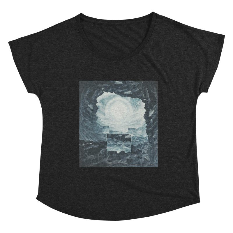 The Unordinary Place Women's Dolman Scoop Neck by Tralilulelo