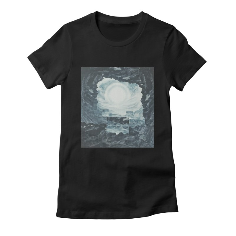 The Unordinary Place Women's Fitted T-Shirt by Tralilulelo
