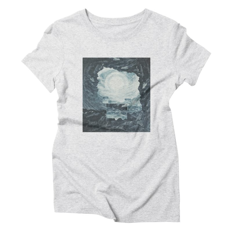 The Unordinary Place Women's Triblend T-Shirt by Tralilulelo