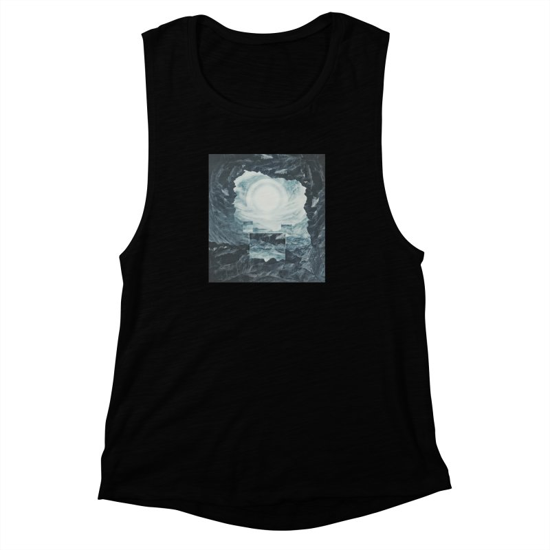 The Unordinary Place Women's Muscle Tank by Tralilulelo