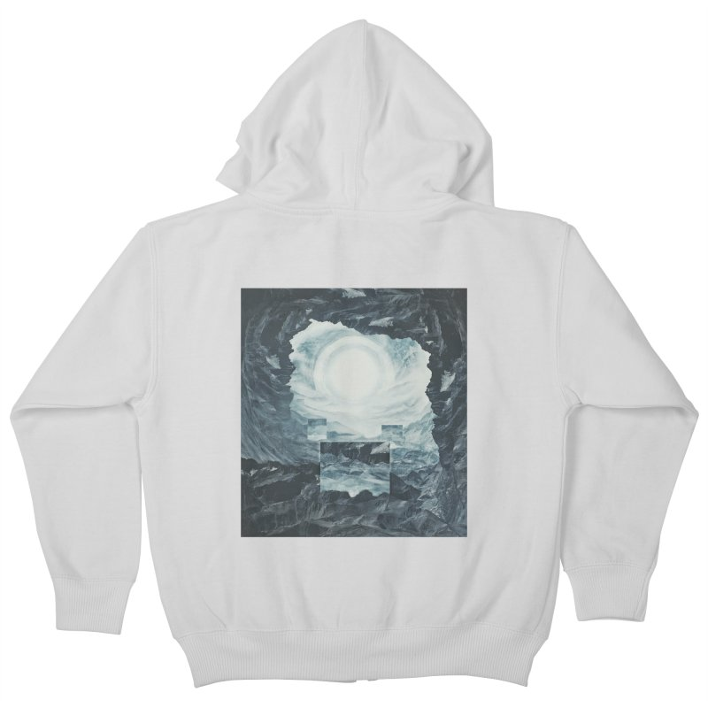 The Unordinary Place Kids Zip-Up Hoody by Tralilulelo