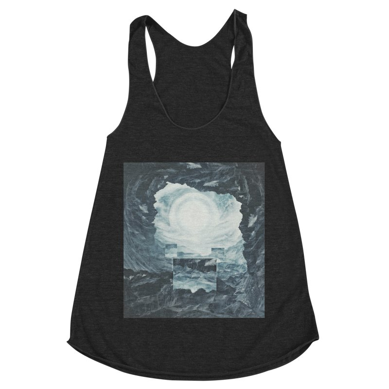 The Unordinary Place Women's Racerback Triblend Tank by Tralilulelo