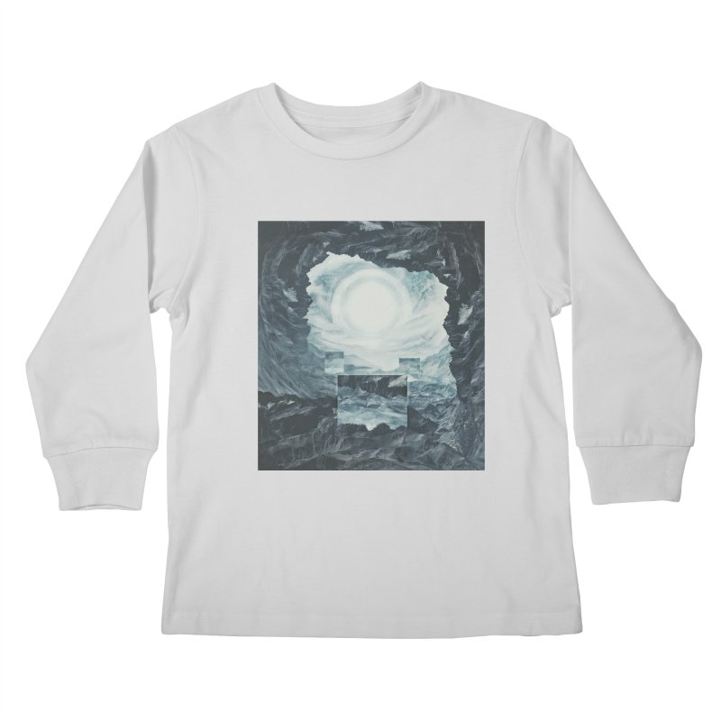 The Unordinary Place Kids Longsleeve T-Shirt by Tralilulelo