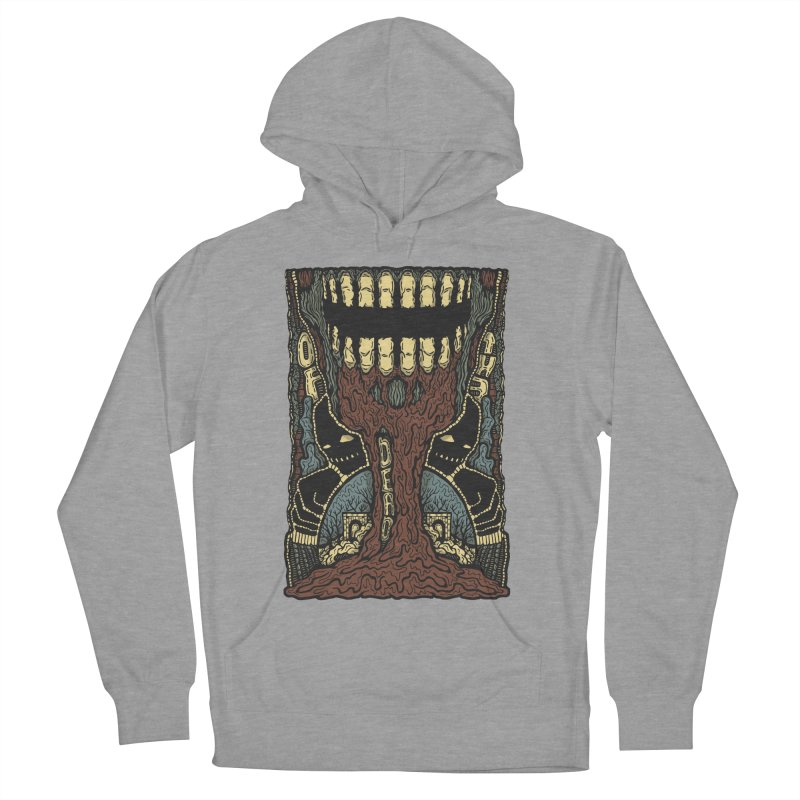 Of The Dead Men's French Terry Pullover Hoody by Tralilulelo