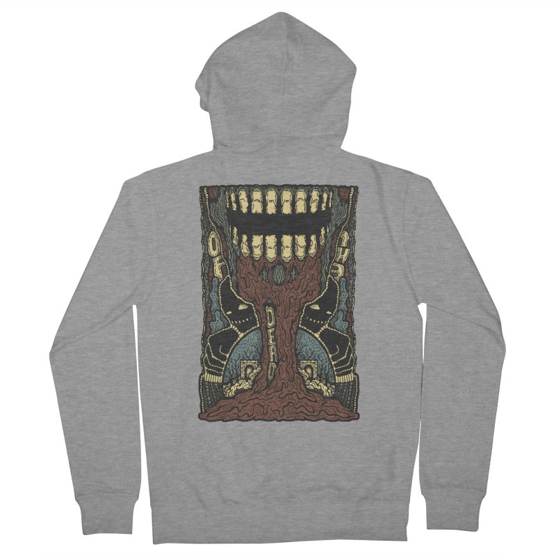 Of The Dead Women's Zip-Up Hoody by Tralilulelo