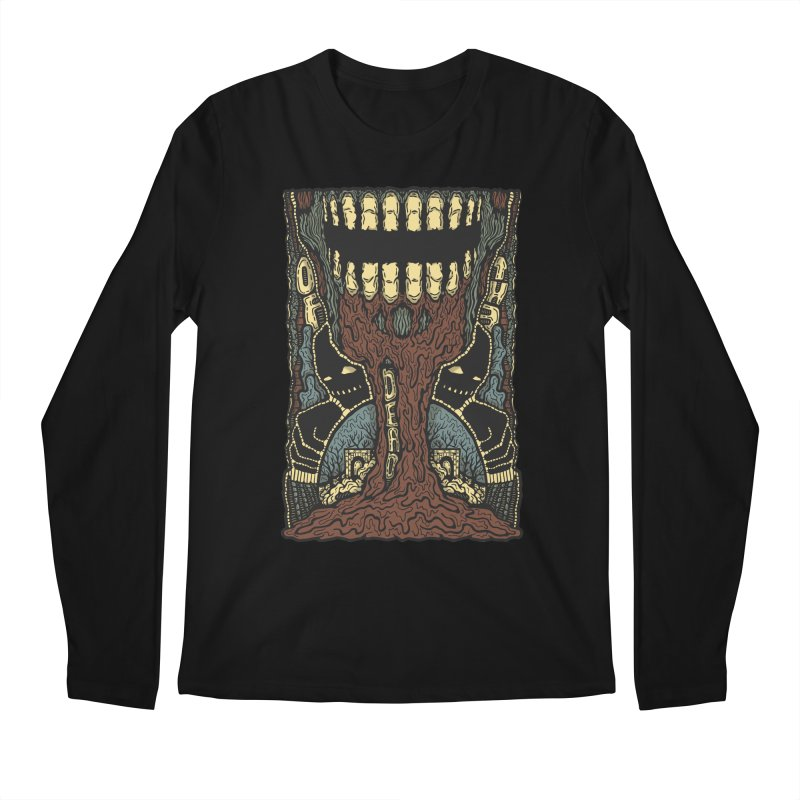 Of The Dead Men's Longsleeve T-Shirt by Tralilulelo