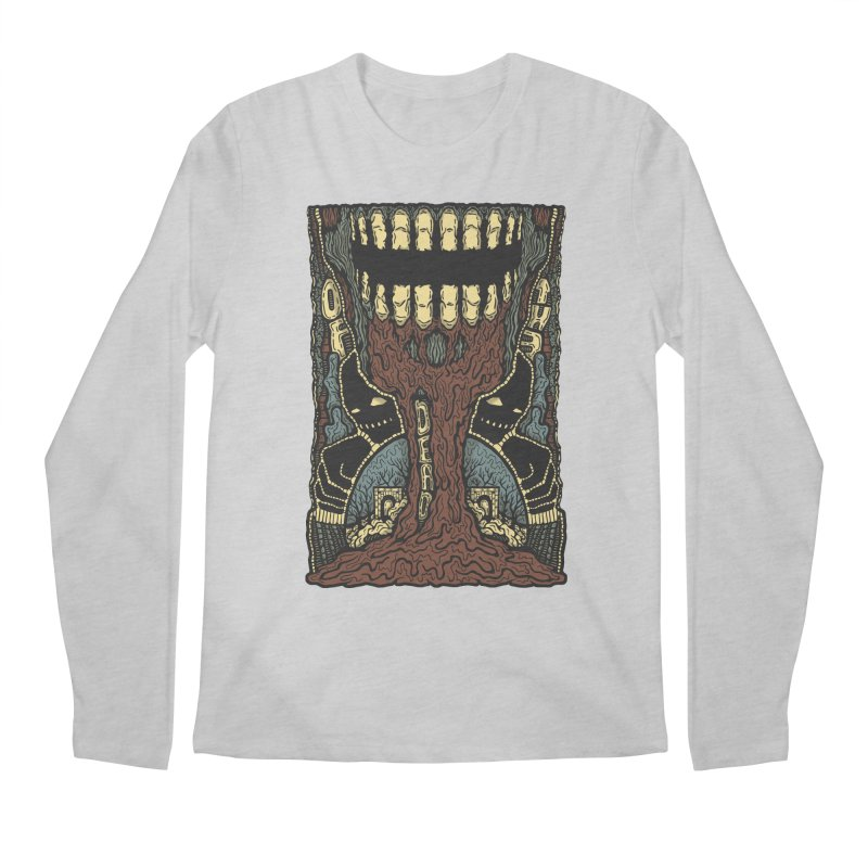 Of The Dead Men's Longsleeve T-Shirt by Tralilulelo
